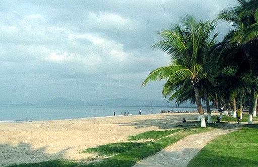三亚天涯海角风景区图; 旅游景点 国内 国内景点列表