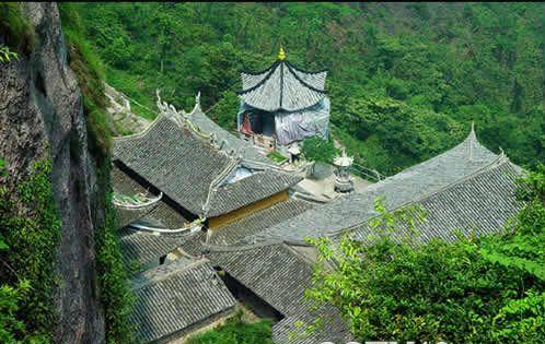 四川方山风景区图片